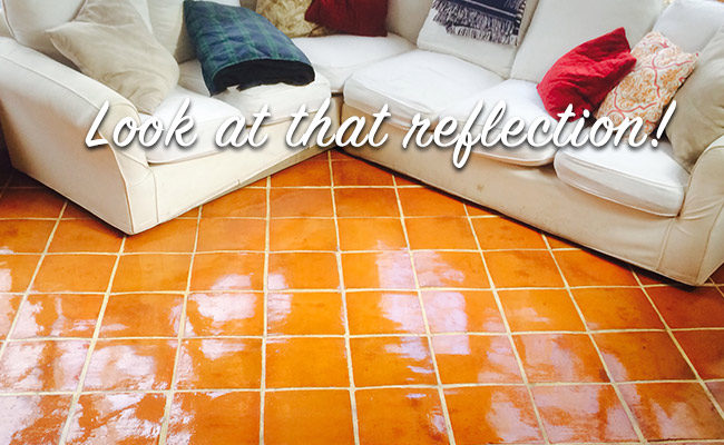 Mexican Tile Cleaning and Restoration | Potomac