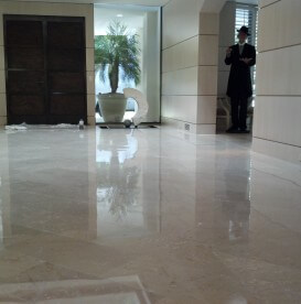 Marble Polished To Like-New!