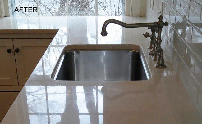 Limestone-Countertop-Polishing