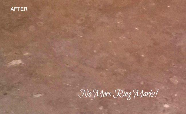 Bethesda Limestone ringmarks after