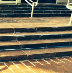 Restoration of Granite Steps at Egyptian Defense Ministry