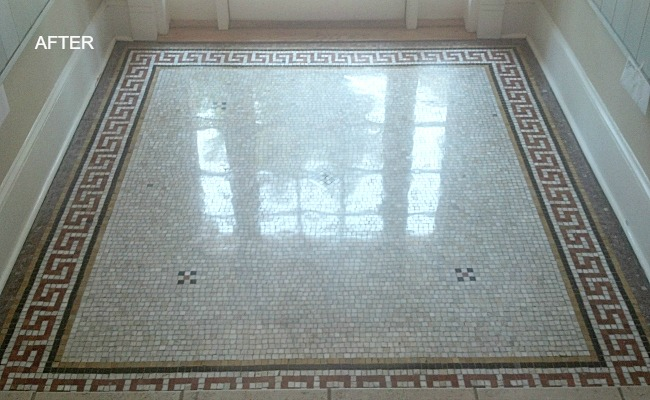MOSAIC after