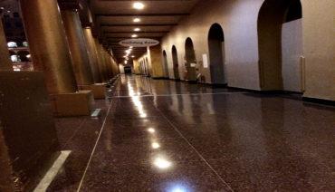 National Building Museum Marble Flooring Restoration